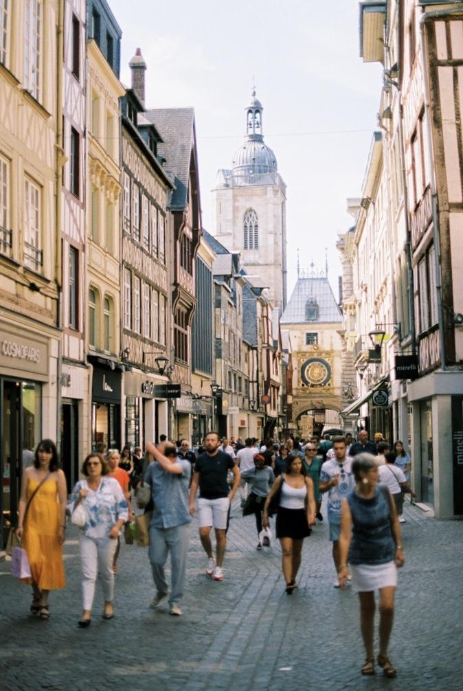 Руан Франция фото