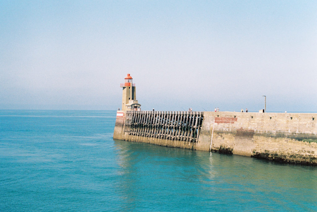 Фекан Франция маяк фото
