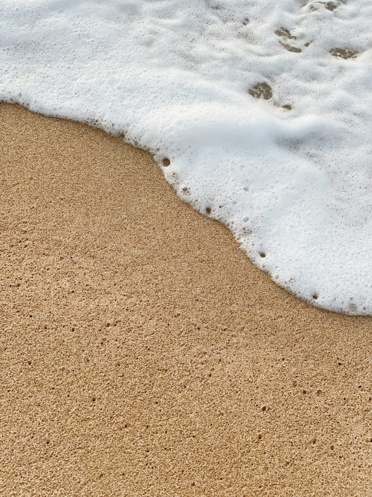 Скачать бесплатно красивые обои для телефона. Закат. Море. Гавайи обои на телефон скачать бесплатно.