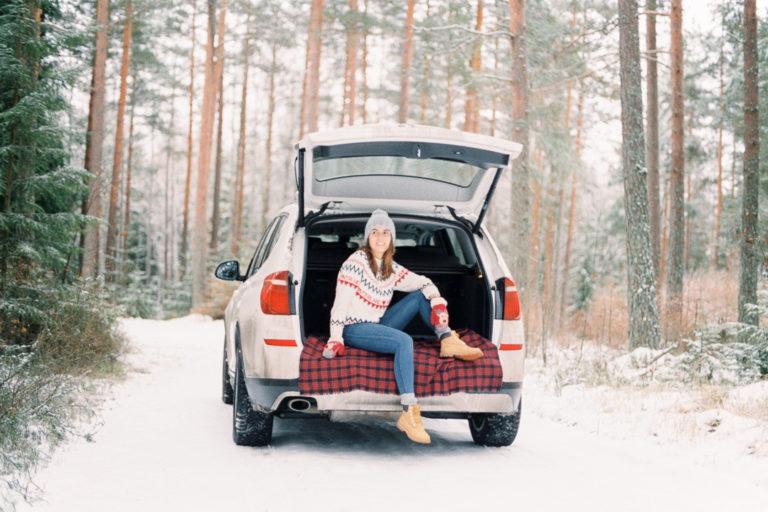 в Стокгольм со своей машиной