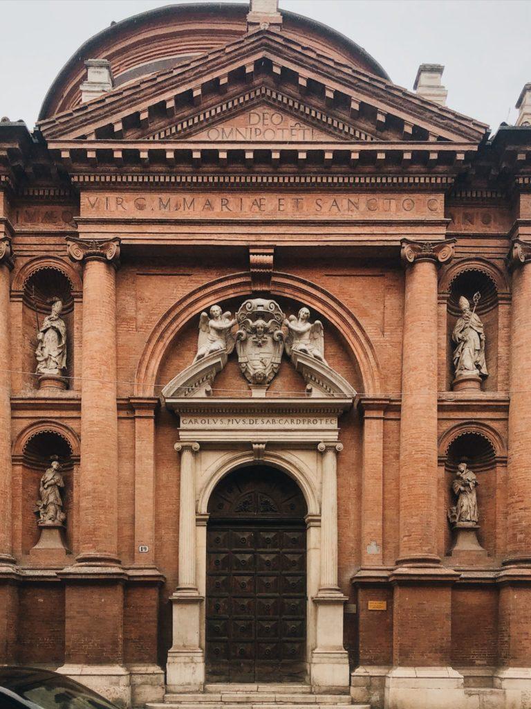 город Феррара Италия фото