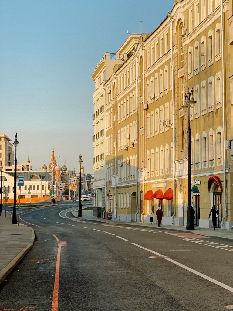 Пятницкая улица фото