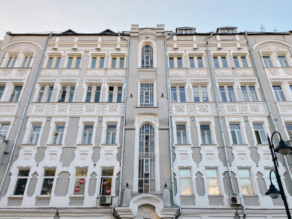 Дом Григорьева Пятницкая улица