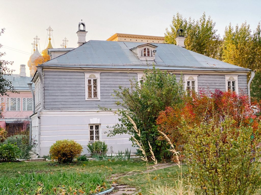 Дом Островского в Замоскворечье