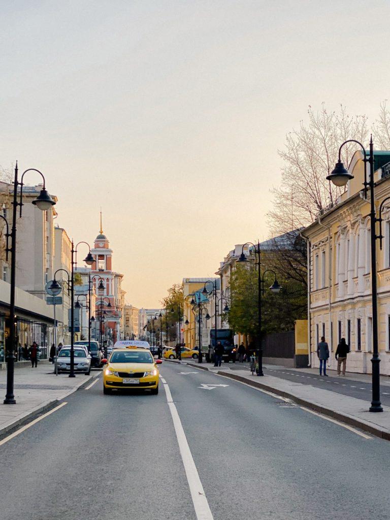 Пятнцикая улица Москва фото